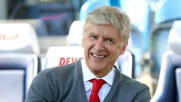 Ex-Arsenal-Trainer: Wenger neuer FIFA-Direktor für globale Fußballförderung