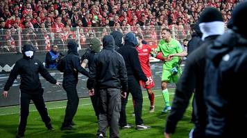 Unions Derby-Held: Gikiewicz erhält Angebot von polnischer Sicherheitsfirma