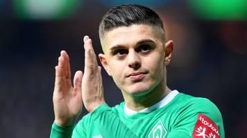 Werder-Stürmer Rashica denkt derzeit nicht an Vereinswechsel