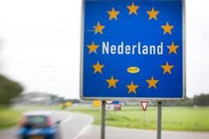 Niederlande verordnen Tempo 100 auf allen Autobahnen