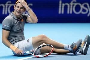 phänomenal: konkurrenz verneigt sich vor tennisstar thiem
