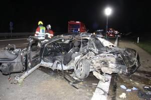 22-Jähriger stirbt auf der A9 bei Manching: Fahrer in Haft
