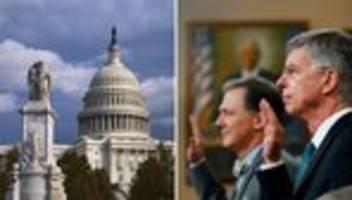 Impeachment-Anhörung: Tage der Wahrheit