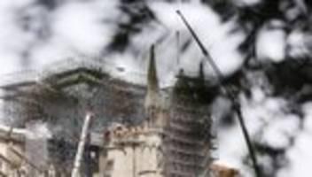 paris: streit um den wiederaufbau von notre-dame