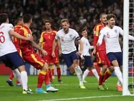 auch frankreich qualifiziert: england stürmt in die em-endrunde