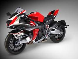 kompressor-sportbike tesi h2: bimota feiert eindrucksvolles comeback