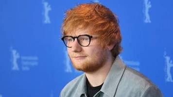 Ed Sheeran: Verlierer des Tages