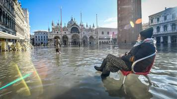 Katastrophales Hochwasser: Nach Apokalypse in Venedig: Das Wasser weicht – die Wut wächst