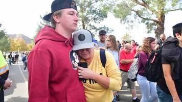 widerstand gegen schärfere waffengesetze: eine tote nach schüssen an us-high-school – mutmaßlicher täter gefasst