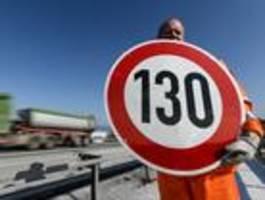 Hofreiter will Tempolimit auf Autobahnen
