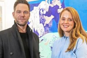 messe: kunst kaufen ab 100 euro auf der affordable art fair