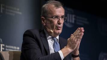 Euro-Zone: Frankreichs Notenbank-Chef sieht Talsohle bei Zinsen allmählich erreicht