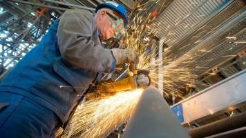 Konjunktur: Deutsche Wirtschaft wächst im dritten Quartal um 0,1 Prozent
