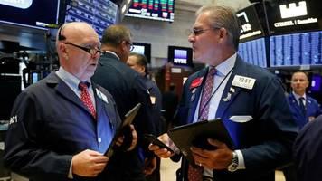 Dow Jones, Nasdaq, S&P 500: Konjunktursorgen dämpfen Kauflaune der US-Anleger – Cisco-Aktie bricht ein