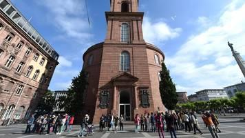 Bund gibt für Sanierung der Paulskirche 19, 5 Millionen Euro