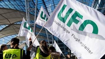 Lufthansa und Ufo nennen Details zu geplanter Schlichtung