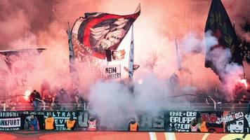 Europa League: UEFA weist Eintracht-Berufung gegen Fan-Ausschluss zurück
