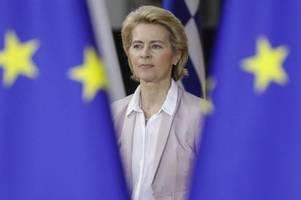 EU-Parlament lässt von der Leyen weiter zittern