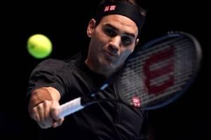 Federer wirft Djokovic raus - Zverev unter Druck