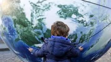 studie zum klimawandel: kinder leiden am meisten