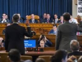 Impeachment: Mehr Show als Strafprozess