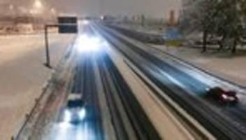 Wintereinbruch: Tausende nach Schneefall in Frankreich ohne Strom