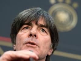 DFB-Elf nicht bei Topfavoriten: Löw dämpft die Titelhoffnung bei der EM