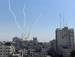 dschihadisten brachen waffenruhe: israel bombardiert gaza nach raketenangriff