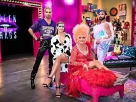 von love it bis schrott: queen of drags polarisiert die zuschauer