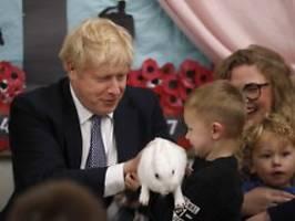 Wahlkampf in Großbritannien: Johnson muss gegen Komiker antreten