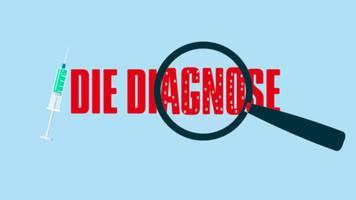 die diagnose: nachspiel einer landpartie: ein spinnenartiges wesen sticht eine frau - und sie erkrankt schwer
