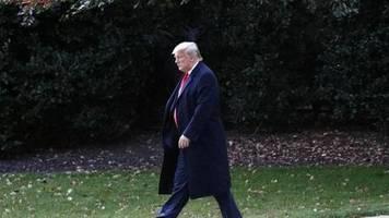 Streit über Steuerunterlagen: US-Präsident Trump zieht vor den Supreme Court