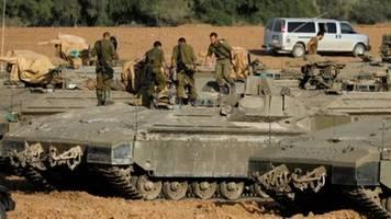Israelische Armee greift nach Raketenbeschuss erneut Ziele im Gazastreifen an