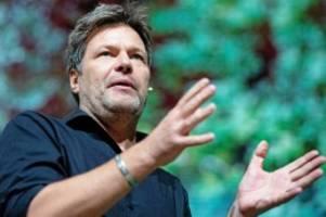 Parteitag: Robert Habeck macht klar: Grüne sind bereit für die Macht