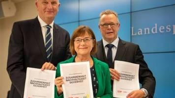 Brandenburger SPD stimmt auf Parteitag Koalitionsvertrag zu