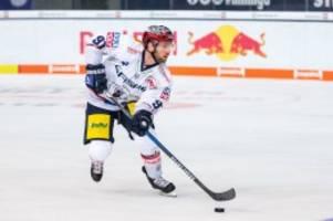Eishockey: Eisbär Olvers schwieriger Weg zu sich selbst