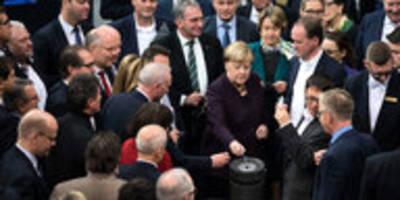 bundestag beschließt klimaschutzpaket: weltrettung jetzt per gesetz
