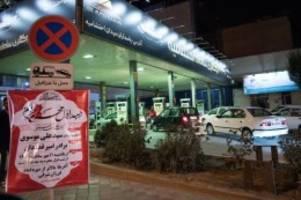 Druck wegen US-Sanktionen: Iran rationiert Benzin und erhöht die Preise für Kraftstoff