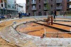 industriedenkmal: historische drehscheibe ist wieder da