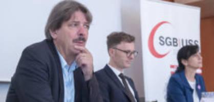gewerkschaftsbund: jetzt kommt die initiative für eine 13. ahv-rente