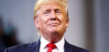 Im Streit um seine Steuererklärung zieht Trump vor den Obersten Gerichtshof