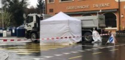 zürich: velofahrerin stirbt nach kollision mit lastwagen