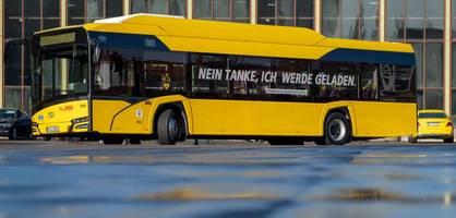 Warum es in Deutschland kaum E-Busse gibt