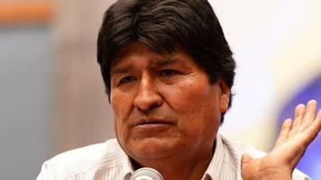 Ex-Präsident: Morales will UN-Vermittlerrolle in Bolivien