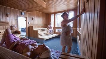 dem körper einheizen: für die sauna ausreichend zeit nehmen