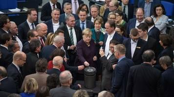 grüne üben heftige kritik: große teile des klimapakets im bundestag beschlossen
