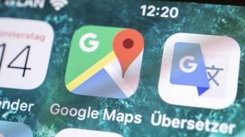 Hilfe auf Reisen: Google Maps bekommt Übersetzungsfunktion