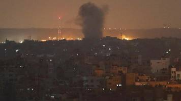Naher Osten: Lage zwischen Israel und Islamischem Dschihad beruhigt sich