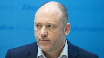 AfD-Bundestagsabgeordneter legt Paul Kandidaturverzicht nahe
