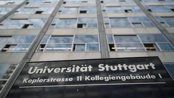 Uni Stuttgart: Tagung von Klimawandelskeptikern abgesagt